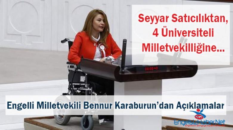 AK Partili Engelli Vekil'den EKPSS ve Engelli Açıklamaları!